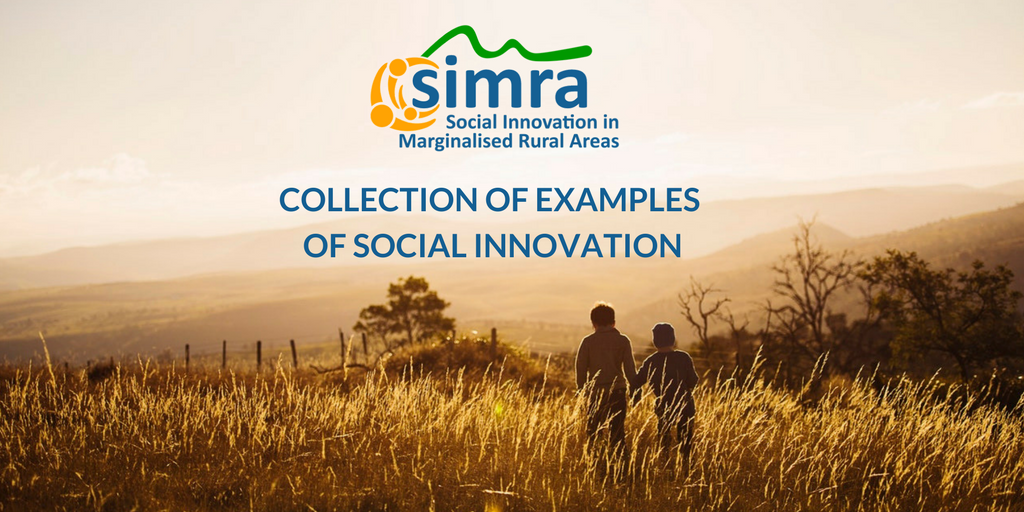 Social innovation in marginal rural areas SIMRA