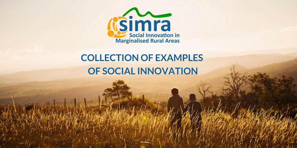 SIMRA (Social Innovation in Marginalised Rural Areas)